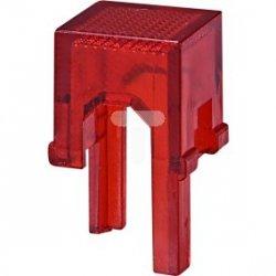 Klosz kolorowy przycisku TLG red 763712109