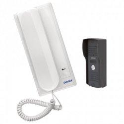 Zestaw domofonowy jednorodzinny, wandaloodp. ENSIS