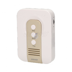 Dzwonek do wideodomofonu mobilnego SECURITY IP