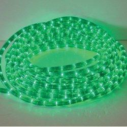LED ROPELIGHT 2 LINE GREEN