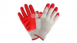 Rękawice robocze 1014 wampirki czerwone rozmiar 10 1014_10