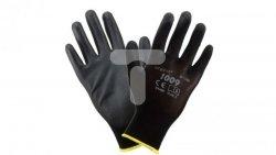 Rękawice robocze ochronne 1009 poliester/poliuretan rozmiar 10 1009_10