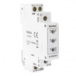 Kontrolka świetlna LED SL-RGB 3in1 22070