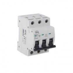 Wyłącznik nadmiarowo-prądowy KMB6-C25/3 23148