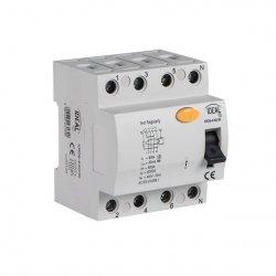 Wyłącznik różnicowo-prądowy KRD6-4/25/30-A 23191