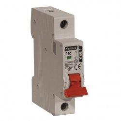 Wyłącznik nadmiarowo-prądowy KS6 C10/1 4434