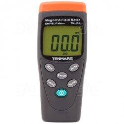 TM191 Miernik pola elektromagnetycznego 2000mG/200µT TENMARS