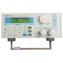 ARRAY 3715A obciążenie elektroniczne 200W DC RS232/USB+progr.