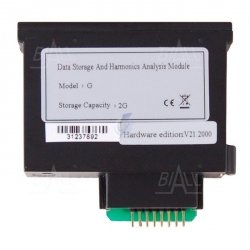 Moduł G pamięci 2GB i analizy harm. do MDM3100 ARTEL