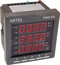 Miernik mocy 3-faz P53112YY PROEX ARTEL