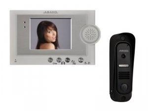 MC-420C Monitor LCD 4,  obsługa dwóch wejść - możliwość rozszerzenia przez MD-KAM2/4, funkcja interkomu, dodat