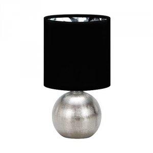 PERLO E14 SILVER/BLACK