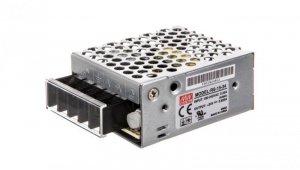 Zasilacz do montażu wewnętrznego  24V 0,625A 15W RS-15-24