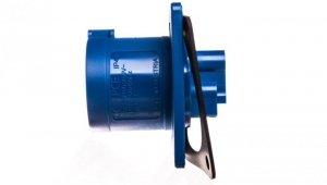 Wtyczka tablicowa 16A 3P 230V niebieska IP44 613-6