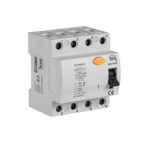 Wyłącznik różnicowo-prądowy, 4P KRD6-4/25/30-A 23191