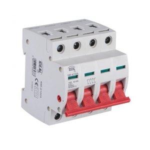 Rozłącznik izolacyjny, modułowy KMI-4/100A 23237