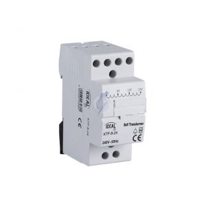 Transformator dzwonkowy na szynę TH35 KTF-8-24 23260