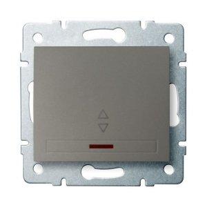 Łącznik schodowy LED DOMO 01-1140-250 sz 25372