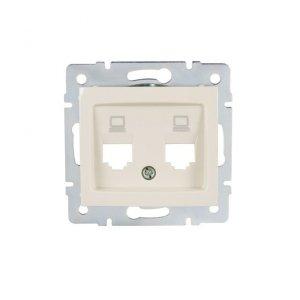 Adapter gniazda RJ45 DOMO 01-1419-003 kr 25931