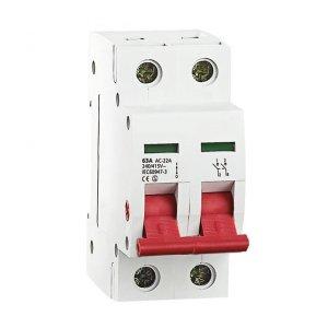 Rozłącznik izolacyjny, modułowy KMI-2/25A 27254