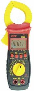 CHY9005 Miernik cęgowy 600A AC/DC,TRMS, INRUSH 100ms