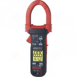 BM135s Miernik cęgowy 0,01-1000 AC, logger/rejestr. USB/RS232, TRMS, THD