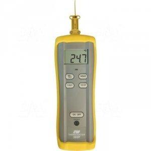 CIE305P Termometr 1 kanał, -50 do 1300°C  , sonda K