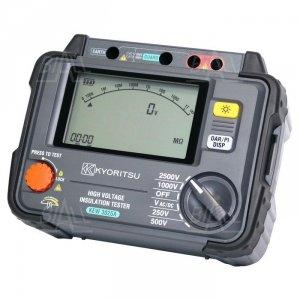 KEW3025A Miernik rezystancji izolacji 250V-2500V, DAR,PI,Kyoritsu