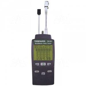 TM903 Tester sieci LAN , telefonicznej i video  TENMARS