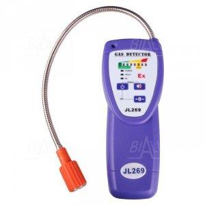 JL269  Przenośny detektor gazów palnych