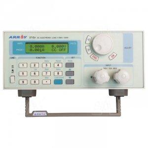 ARRAY 3715A obciążenie elektroniczne 200W DC / RS232