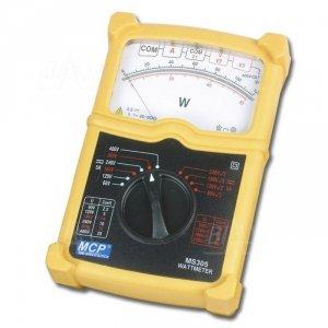 MS305 Watomierz analogowy trójfazowy