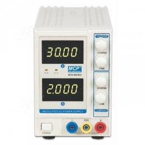 Zasilacz lab M10-MX302 DC 30V/2A 10mV/1mA MCP