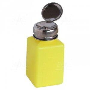 Butelka dozująca ESD  z pompką i podziałką 50ml - 200ml