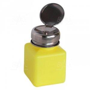 Butelka dozująca ESD z pompką i podziałką 50ml - 100ml