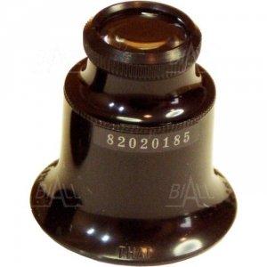 Lupa zegarmistrzowska 8008 okular 20mm/5x (16D), 16mm/12x (40D)