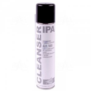 Cleanser IPA ISOPROPANOL 400ml (300+100ml) spray