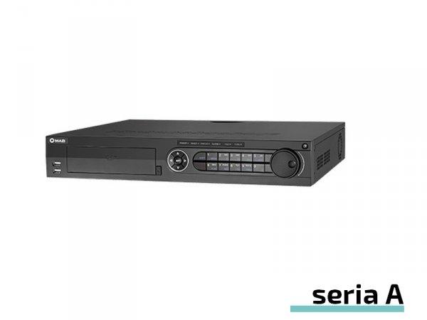 HAVR-16HT4 **  Ostatnia sztuka, produkt archiwalny - zastąpiony przez HSVR-16HT4  **  16 kanałów 4xSATA + eSATA HDMI1/HDMI2/VGA/