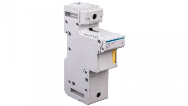 Rozłącznik bezpiecznikowy cylindryczny 1P 22x58mm LR701