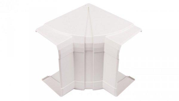 Kąt wewnętrzny regulowany 130x70mm 85-95 stopni BRN 70130 biały G12119010