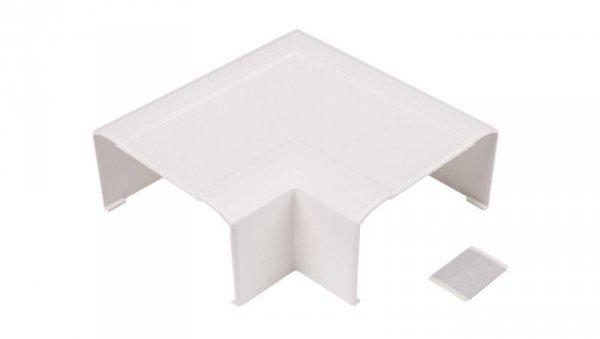 Kąt płaski regulowany 130x70mm BRN 70130 biały G12159010
