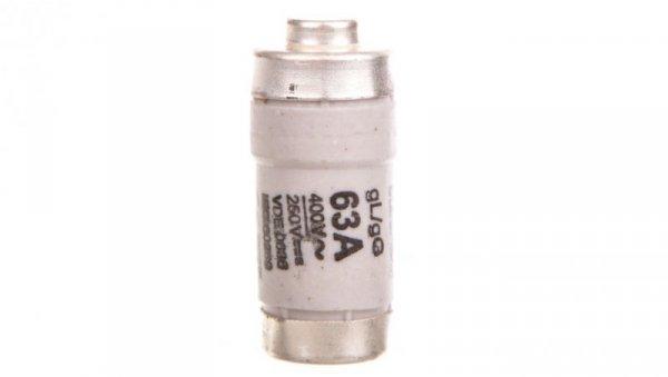 Wkładka bezpiecznikowa D0 SICHERUNG-D02 63A T GL/GG 400VAC E18 63NZ02