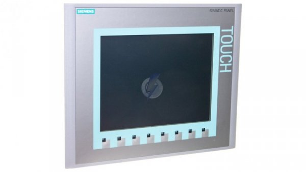 Panel operatorski dotykowy SIMATIC KTP1000 BASIC COLOR PN TFT 10,4, 8 klaw. ETHERNET 6AV6647-0AF11-3AX0