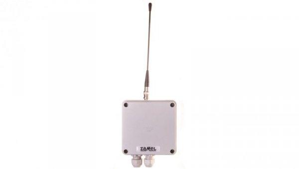 Radiowy wyłącznik sieciowy jednokanałowy 230m 230V AC IP65 RWS-311J/Z
