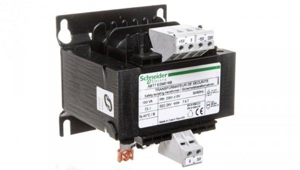 Transformator 1-fazowy 0,16kVA 230/24V ABT7ESM016B