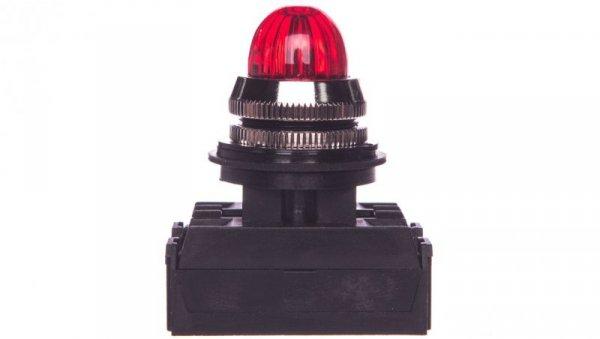 Lampka sygnalizacyjna 22mm czerwona L22GD 24-230V AC/DC W0-LDU1-L22GD C
