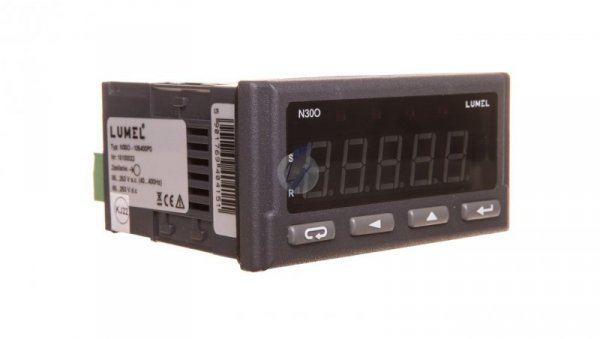Miernik cyfrowy wejście impulsowe 85-253V AC/DC N30O 105400P0