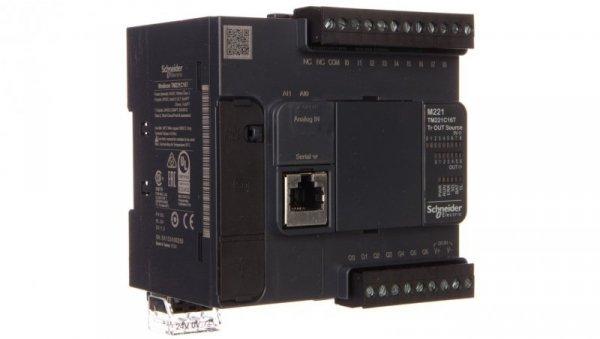 Sterownik logiczny M221-16I/O Modicon M221 Twido TM221C16T