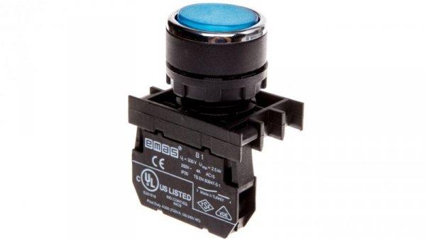 Przycisk sterowniczy niebieski T0-B100DM