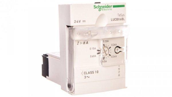 Moduł sterujący zaawansowany 0,15-0,6A 24V DC LUCBX6BL